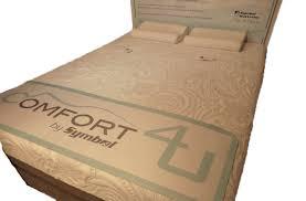Sleep Comfort Adjustable Bed by Comfort 4u Adjustable Airbed From Symbol
