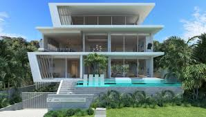104 Beach Houses Architecture Architectural Concept Of Coolum House By Chris Clout Design