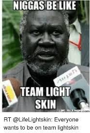✅ 25 Best Memes About Team Light Skin