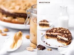 protein torte ohne mehl mit erdnüssen karamell nicest things
