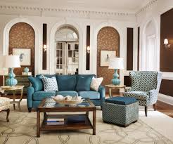 Teal Living Room Chair Magnificent For Colored Furniture Category With Post Pretty