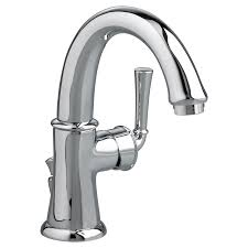 Bathtub Faucet Dripping When Off by Portsmouth 1 Handle High Arc Bathroom Faucet American Standard