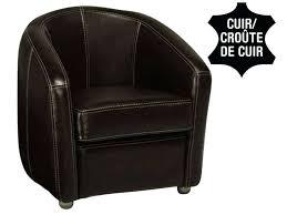 fly fauteuil crapaud conforama fauteuil cuir novi coloris noir 600