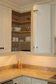 Blind Corner Kitchen Cabinet Ideas by Decorating Contemporary Blind Corner Cabinet Make Your Kitchen