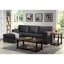 Gray Sectional Sofa Walmart by Better Homes And Gardens Oxford Square Reversible Sectional
