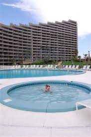 Edgewater Beach Condominium Kiddie Pool And Condo View