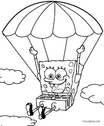 Holiday Coloring Pages Spongebob And Patrick Printable For Kids