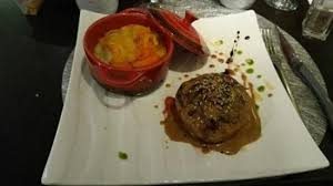 cuisine des sentiments onglet de veau grillé sauce sauge et moutarde photo de la