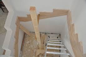 pose carrelage escalier quart tournant escalier et montage le de soso construction maison bois