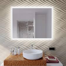 philips hue kompatibler badspiegel iv farbtemperatur 2 500 bis 6 000 kelvin wie white ambiance