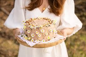 coffee flower cake frühlingswiesen traumtorte mit pistazien