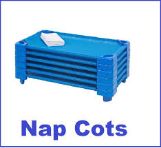 Nap Cots Sleeping Cots Daycare Cot Naptime Stacking Angeles