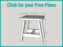 Outdoor Table Plans Free by Build A 2x4 Outdoor Table With My Free Plans Small Home Soul