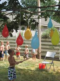 Allergyfriendly Outdoor Party Games For Teenagers Backyard Water Fun Unique Ideas