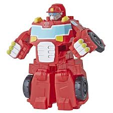100 Rescue Bots Fire Truck Amazoncom Playskool Heroes Transformers Heatwave The