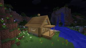 So For The First Time Ever I Actually Built My Real House And Think It Looks Pretty Damn Good Found A BEAUTIFUL Seed Btw