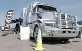 100 Ooida Truck Show OOIDAs Jon Osburn Takes The Spirit On A Short Tour Of Ohio Land