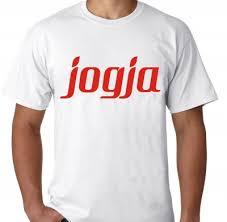 Kaos Jogja Logo Baru
