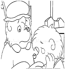 Fresh Berenstain Bears Coloring Pages 62 In Online With