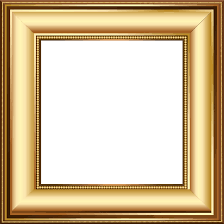 Brown Frame PNG Image Transparent