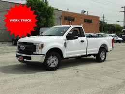 New 2017 Ford Super Duty F-250 SRW Truck Regular Cab For Sale Lyons ...
