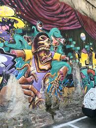 Joe Strummer Mural New York City by Europe U0027s Best Underground Art The Collective Powered By