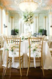 Spring Table Decorations Uk For A Cream Wedding
