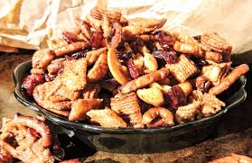 Pumpkin Spice Chex Mix by Autumn Chex Mix U2013 Blonde Cravings