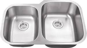 Stainless Steel Laundry Sink Undermount by Www Iptsink Com M 108rv 18 Gauge Double Bowl Undermount
