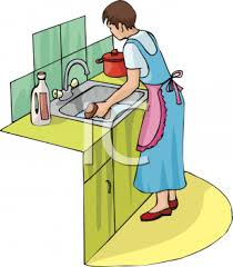 Kitchen Clipart Clean 1