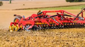 carrier l xl high performance disc cultivator from vaderstad