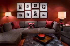 Red Leather Couch Living Room Ideas by Interior Design Ideas Red Sofa Living Room Decorating With Couch