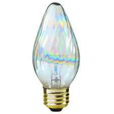 Satco S3369 40 Watt Aurora F15 Light Bulb
