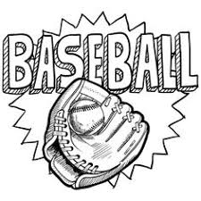 Enjoy Coloring In This Baseball Sports Page Freeactivities