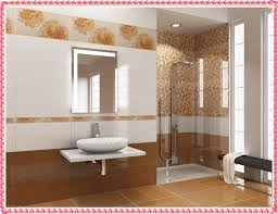 the most beautiful bathroom tile color combinations new