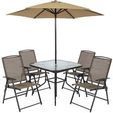Best Choice Products 6-Piece Outdoor Folding Patio Set