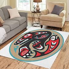 semtomn teppiche mit süßem muster in pastellfarben auf weiß 80er jahre home decor collection bodenteppich für wohnzimmer schlafzimmer esszimmer