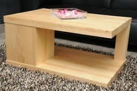 couchtisch lounge tisch ahorn massivholz auf maß echtholz