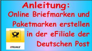 Briefmarken Und Briefkästen Der PIN Mail AG Jetzt Bei EDEKA
