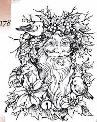 25 Unique Printable Christmas Coloring Pages Ideas On Pinterest