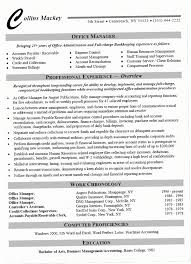 Gallery Of Resume For Bookkeeper B61G Sample Guide