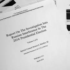 Report Makes Mockery Of Trumps Exoneration Assertion Editorial