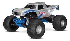 Traxxas BIGFOOT® Summit Racing Monster Trucks 36084-1 - Free ...