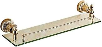 tmpty glasregal badregal wandablage badezimmer rechteck 1