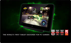 Razer Edge Pro Gaming Tablet The World s First Tablet Designed