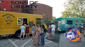 Food Truck Night At Sons Of Liberty   The Bay   Thebaymagazine.com 18th Annual Richard Crane Memorial Truck Show And Light Parade Part Realistic Front View At Night Stock Vector Kloromanam Free Images White Asphalt Transport Vehicle Truck Night In America Tv Listings Schedule Episode Guide Breakdown Change On Mobile Tyre Team Pickup Blue Vehicle On Road Over City Buildings Bells Family Food Lower La River Revitalization Plan Home Facebook In Spicy Takes The Green Hell