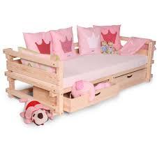canapé enfant 2 places canapé contemporain en bois massif 2 places avec rangement