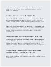 Mis Resume Samples Terrific Sample Examples Templates And Od Specialist
