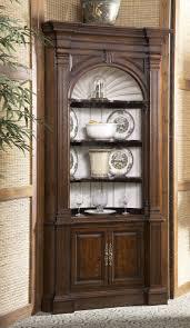 Living Room Corner Cabinet Ideas by Furniture Outstanding Dark Brown Polished Dining Corner Cabinet