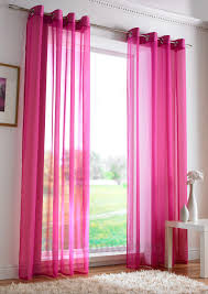 Pink Sheer Curtains Walmart by Marvelous Ideas Pink Sheer Curtains Crafty Design S